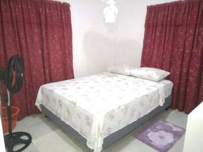 Photo for A  beautiful, well furnished self-contained 2 bedroom, 1 bathroom apartment.