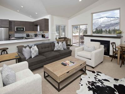 Photo for One of the Nicest Condos in East Vail, Newly Remodeled, Free Shuttle Access