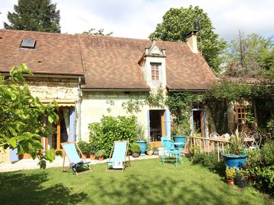 Photo for charming cottage Dordogne valley 15 kms from Bergerac
