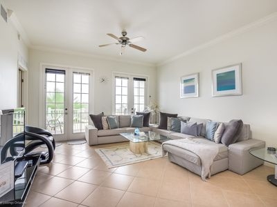 Photo for Golf view Condo On The Exclusive Reunion Resort