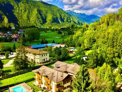 Photo for 2BR Apartment Vacation Rental in Ledro