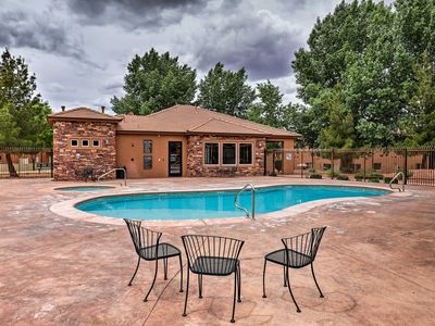Photo for NEW! Lovely Kanab Condo in Dwtn, 30 mi to Zion NP!