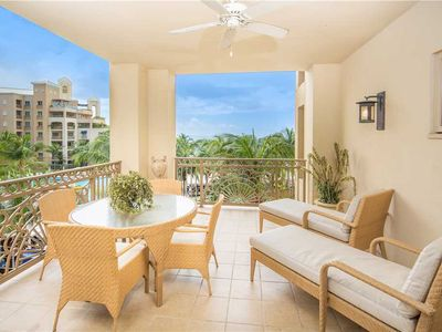 Modern Apartment steps away from 7 Mile Beach located at The Ritz-Carlton