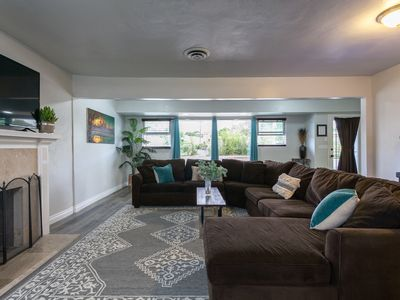 Photo for Spacious Home Away from Home AND guest house