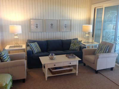 Photo for Just Listed:  Izaty's Beach Villa With Pottery Barn Inspired Updates