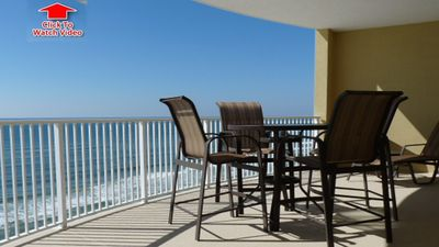 Photo for Spectacular Panoramic Beachfront Views Near Pier Park