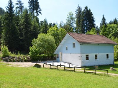 Photo for Charming spacious 2 / 3ch house near Gerardmer on the edge of forest wifi