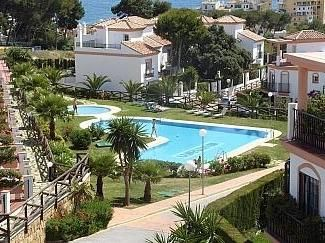 Photo for 3 Bedroom House In Cabopino, Marbella - Sea Views / Roof Terrace / 2 Large Pools