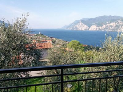 Photo for Vacation home Casa Viviana  in Malcesine, Lake Garda/ Lago di Garda - 4 persons, 2 bedrooms