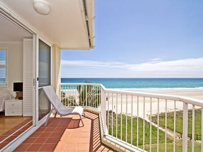 Photo for Crystal Beach  - Absolute Beachfront