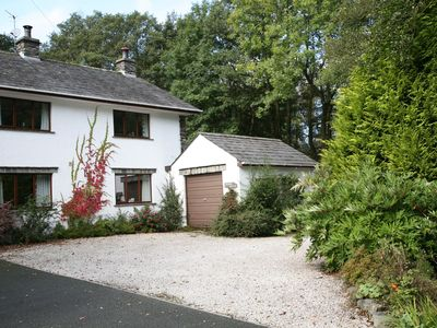 Photo for Visit Britain Gold standard cottage - stunning, spacious and stylish. WiFi