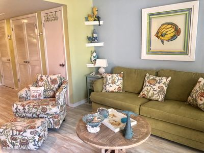 Photo for Adorable, Ground Floor Efficiency Sleeps 4 at Beach Front Resort