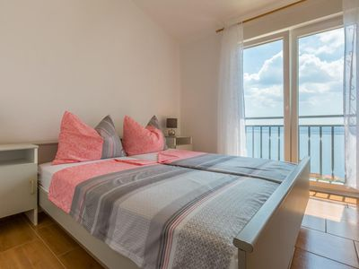 Photo for Two bedroom apartment with balcony and sea view Dramalj (Crikvenica)