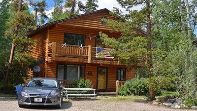 Photo for Walk To Town, Lake, Private Beach! Gateway to RMNP on the LAKE