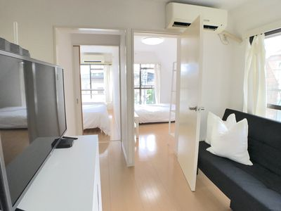 Photo for The White House Meguro - 3 Bedroom and 1 Bathroom - Tokyo Apartment