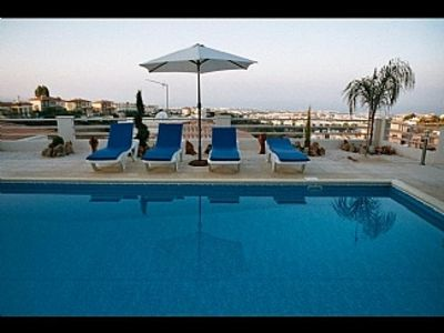 Photo for Luxury Villa With Pool And Sea Views (free WiFi And Air-Con)