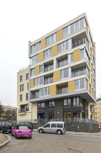 Photo for Eden Apartment, Prague, Str. U Rohacovych Kasaren 1555/10 Flat No.4.6 -