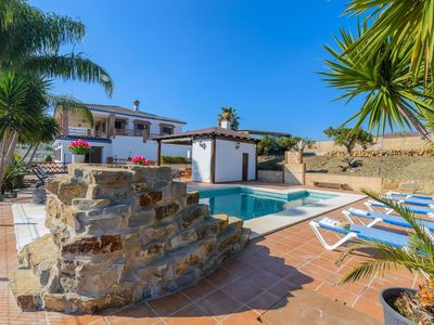 Photo for Spectacular Villa with Pool, Terraces, Garden, Wi-Fi & Air Conditioning; Parking Available