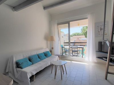 Photo for Renovated for 5 people, swimming pool and parking!