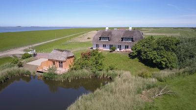 Photo for Fantastic 5 star holiday home directly on the North Sea amidst untouched nature