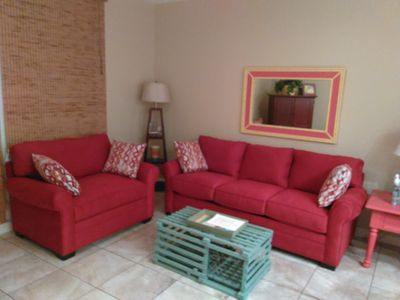 Photo for Splash! Ocean Front, 1BR 2BA, WATER PARK, Free Beach chair SERVICE, GRT PRICE