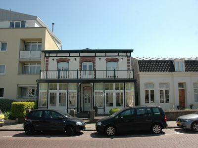 Photo for Large monumental villa near the beach and center of Zandvoort!
