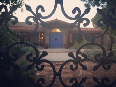 Photo for Arlea at WildHeart - Beautiful Adobe Villa , nestled in a private secluded mesa