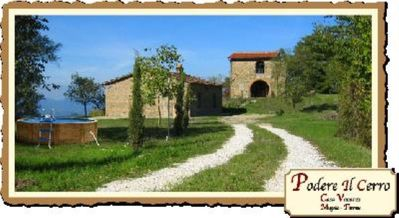 "Photo for Podere ""IL CERRO"" - Marchi's Mansion"