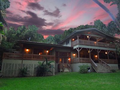 Photo for Stay at your own private luxury retreat this Big Island vacation!