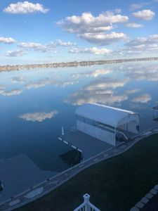 Photo for Amazing Water Front property with 3 docks and lots of space.