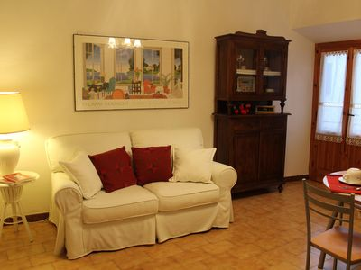 "Photo for ""A casa di Vanda"" - Apartment in the heart of Tuscany at 30 min. from airport"