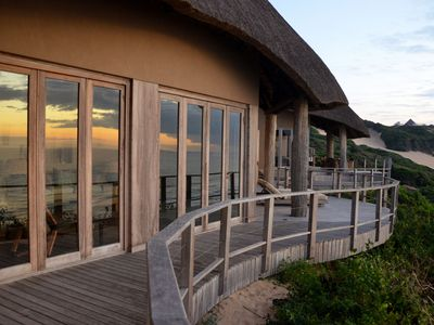 Photo for Villa Ukuthula - Where the African bush meets the Indian ocean