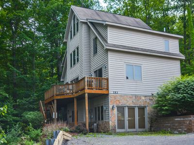 Photo for 4 Master Suites, 5 minute drive to Deep Creek activities!