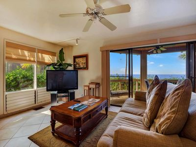 Photo for High Upgrades+Super View! Tile Floor, WiFi, TV, Washer/Dryer, Kitchen Ease Kanaloa 2901