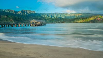 Photo for NEW! Princeville & Hanalei Family Resort Style with POOL, A/C, HOT TUB, & GOLF