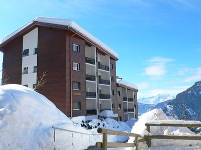 Photo for Apartment Les Girolles  in Verbier, Valais - 4 persons, 2 bedrooms