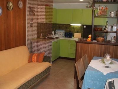 Photo for Apartment in the center of Vir with Air conditioning, Parking, Garden, Balcony (461186)