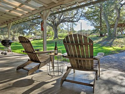 Photo for Pet-Friendly Home - 3 Mi to Golf Course & Wineries