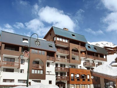 Photo for Renovated residence on the slopes in the winter sports mecca Val Thorens
