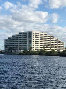 Hudson Florida 3 Bedroom Gulf Front Condo with Gulf Front Pool!