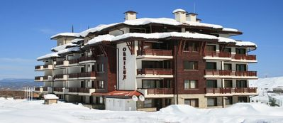 Photo for 1BR Apartment Vacation Rental in Bansko