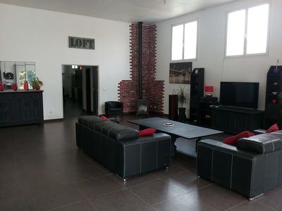 Photo for Former Factory refitted in LOFT 250M2 full foot