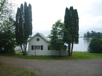 Photo for Beautiful Lake Property on 3000 Acre Prime Walleye Lake