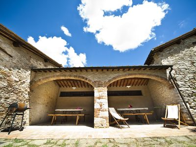 Photo for 2BR Apartment Vacation Rental in Casole d'Elsa, Siena
