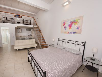 Photo for Magnificent loft in the immediate vicinity of the historic city of Lecce