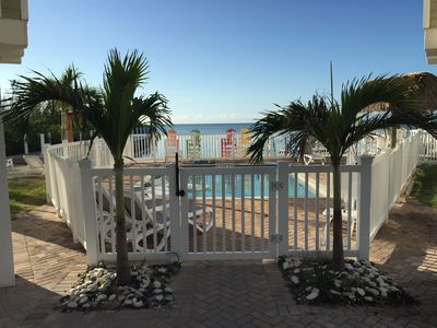 Photo for Beautiful Family-Friendly home, Dock, Heated Pool, near Key West, MM21.5