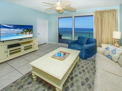 Photo for GULF FRONT!! OPEN 9/14-21! TONS OF AMENITIES & FREE BEACH SERVICE!