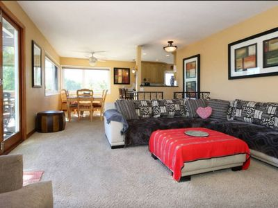 Photo for Mt Helix Delight - Spacious & Sunny With Views, Deck, Firepit & Jacuzzi