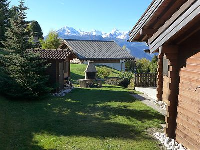 Photo for Vacation home Bivak in Nendaz - 6 persons, 3 bedrooms