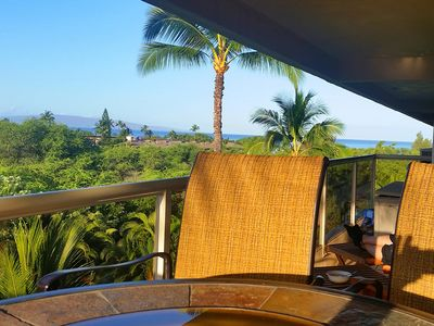Photo for Oceanview suite w/ shared pool and hot tub - close to the beach!
